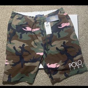 Vintage polo shorts